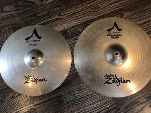 Zildjian Custom A Cymbals for Sale in Nashville, TN