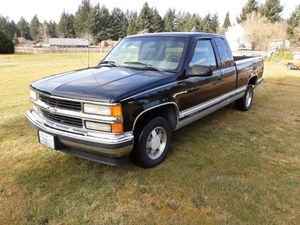 1996 CHEVY SILVERADO XTRA CAB 2WD 5.7 TRUCK for Sale in Puyallup, WA