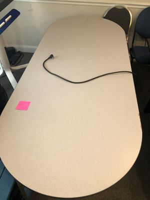 Oval Conference Table for Sale in Jacksonville, FL
