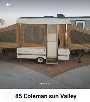 Coleman Pop Up Camper for Sale in North Las Vegas, NV