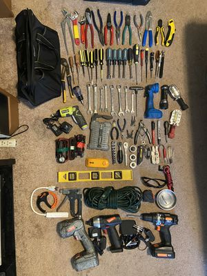 Hand Tools, Power Tools, Equipment, and Accessories for Sale in San Jose, CA