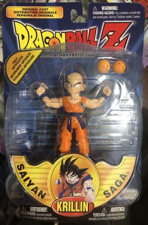 Dragon Ball Z Saga Krillin MOSC for Sale in The Bronx, NY