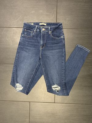 Levi Size 26 Jeans for Sale in Gilbert, AZ