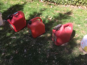 Gas Cans for Sale in Oakton, VA