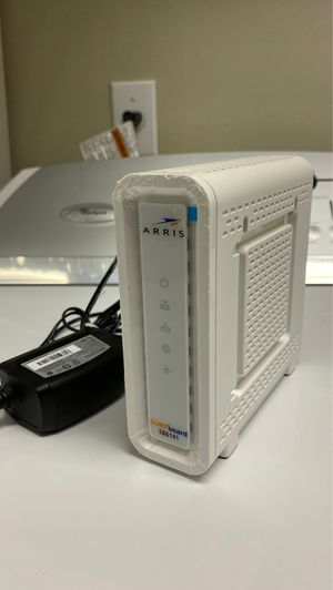 Arris surfboard sb6141 cable modem for Sale in Sunrise, FL
