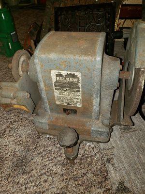 Belsaw 1/2 hp bench grinder split phase 3580 rpm for Sale in MIDDLEBRG HTS, OH