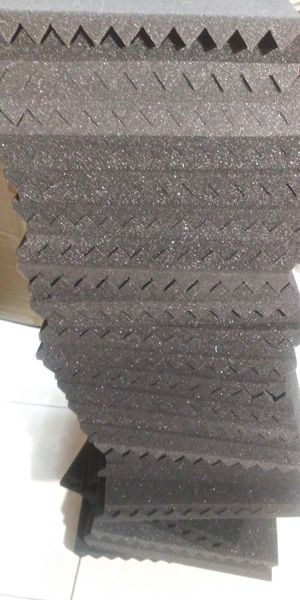 24 pieces of High Quality Acoustic Foam Panels for $38 for Sale in Miami Gardens, FL