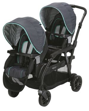 Graco modes duo stroller (double click connect stroller) like new for Sale in Mill Creek, WA