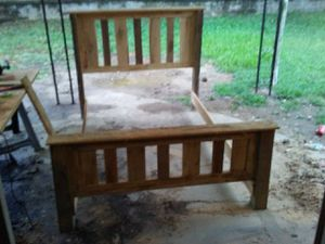 Handcrafted bed for Sale in Jefferson City, MO