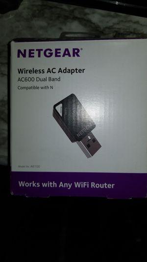 Netgear wireless Ac adapter for Sale in Long Beach, CA