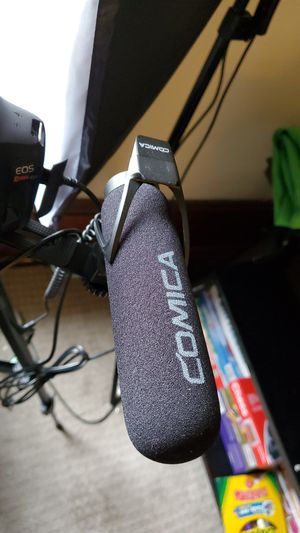 Camera/phone mic for Sale in Lancaster, PA