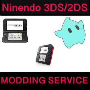 Nintendo 3DS/2DS Modding Service for Sale in Silver Spring, MD