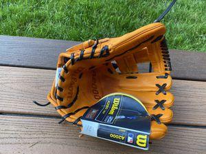 "New Wilson A2000 11.5"" Baseball Glove Model DP15 Dustin Pedroia Fit for Sale in Kirkland, WA"