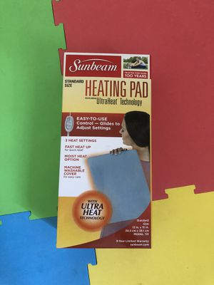 Heating Pad featuring UltraHeat Technology for Sale in Miami, FL