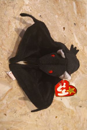 Radar 1995 Beanie Baby Black Bat for Sale in Herndon, VA
