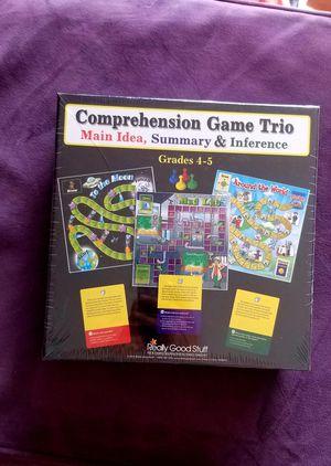 Comprehension Board Games for Sale in North Las Vegas, NV