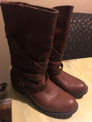 Boots size 10 for Sale in Arlington, TX
