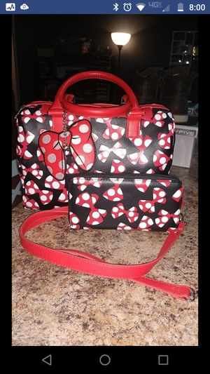 Mini mouse purse and wallet for Sale in Ocala, FL