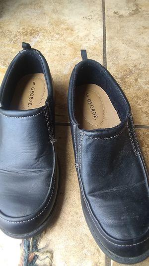 Boys dress shoes sz 5 for Sale in Crestview, FL