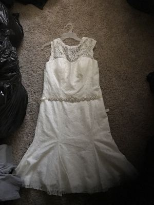 Wedding or evening dress. for Sale in Gambrills, MD