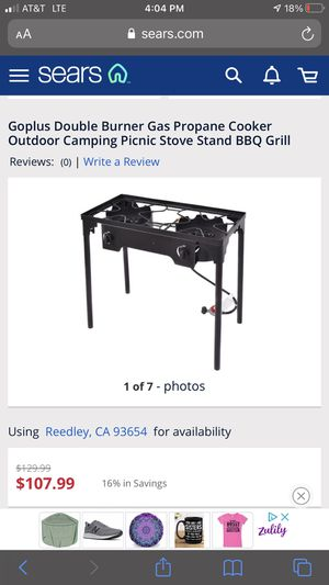 Gas stove for Sale in Parlier, CA