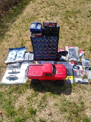Traxxas TRX-4 Sport tons of upgrades for Sale in Taunton, MA