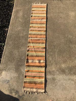 Orange Brown Tan Beige Table Runner for Sale for sale  Sacramento, CA