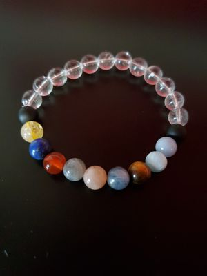 Crystal Gemstone bracelet for Sale in Katy, TX