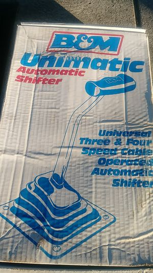 B&M automatic shifter for Sale for sale  Bristol, PA