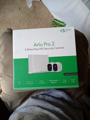 Arlo pro 2 camera system for Sale in Evergreen, CO