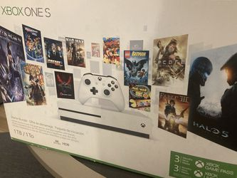 Xbox One S 500GB for Sale in Damascus,  OR