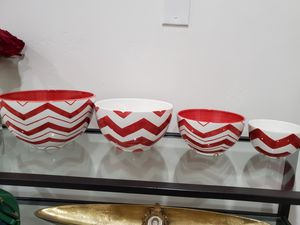 Ceramic Bowls/ Mixing Bowls for Sale in San Diego, CA