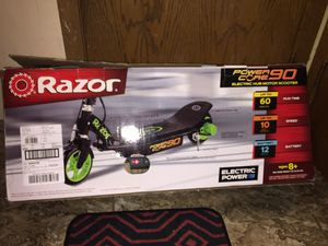 Razor electric scooter for Sale in Brooklyn Park, MN
