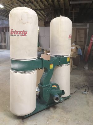 Grizzly vacuum for Sale for sale  Queens, NY