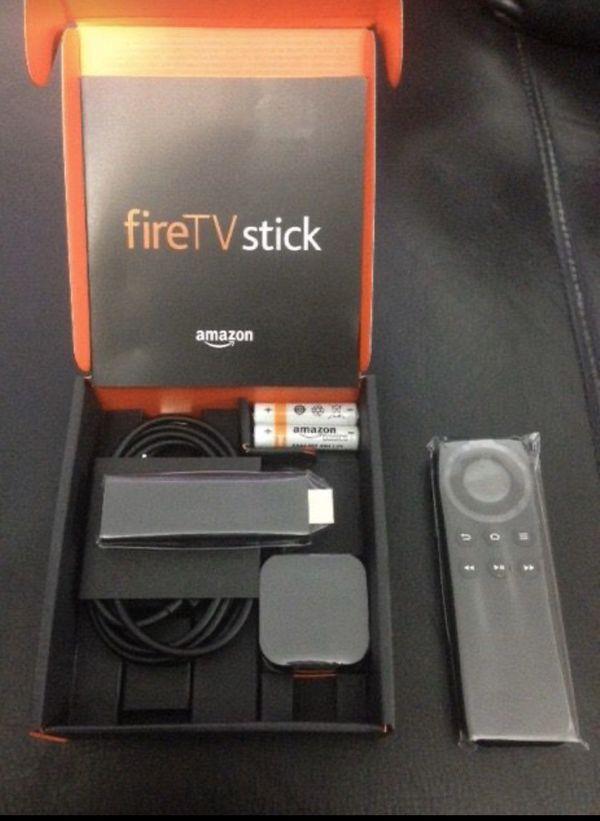 4K Firestick Used