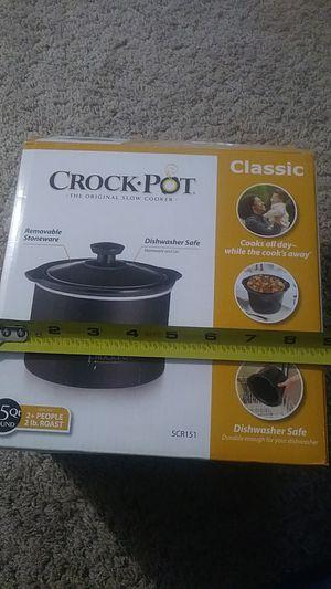 New mini crock pot for Sale in Auburn, WA