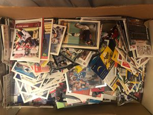Football,baseball,wwe trading cards for Sale in West Bridgewater, MA