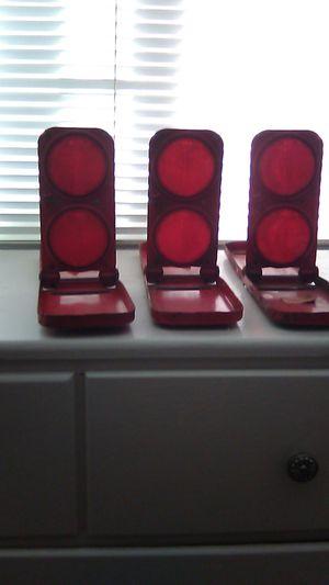 Vintage safety flare reflectors for Sale in Montclair, CA