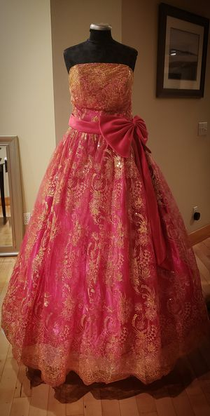 Prom Dress, Homecoming Dress, Formal Dress, Ball Gown for Sale in Oak Harbor, WA