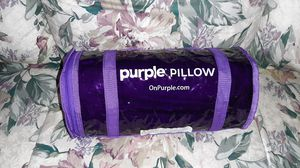 Purple pillow. Barely used. Like new, in original packaging. Firm, breathable gel pillow. for Sale in Allentown, PA