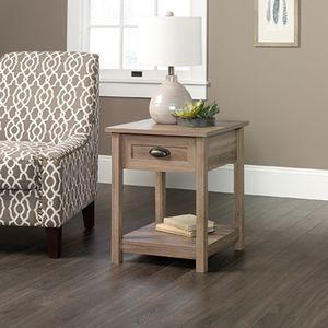 County Line Side Table/ Nightstand, Salt Oak # 417771 for Sale in Pico Rivera, CA