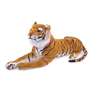 Plush Tiger by Melissa & Doug for Sale in Peninsula, OH