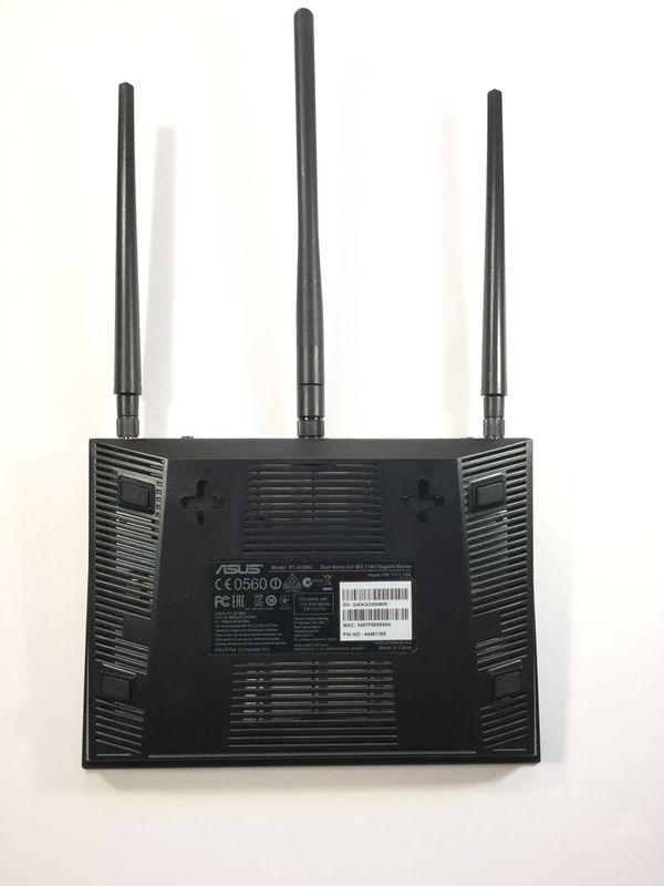 Asus RT-AC66U Dual Band 3x3 AC1750 WiFi