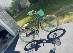 "Huffy 26"" Womens Nel Lusso Cruiser Bike for Sale in Glendale Heights, IL"