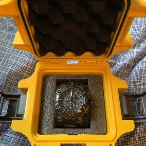 Men's Invicta Bolt Zeus 52mm Silicon Strap Watch for Sale in Los Angeles, CA