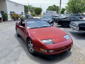 94 NISSAN 300XZ CONVERTIBLE for Sale in North Miami Beach, FL