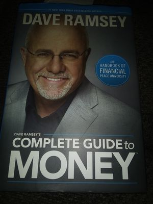 Dave Ramsey book for Sale in Tustin, CA