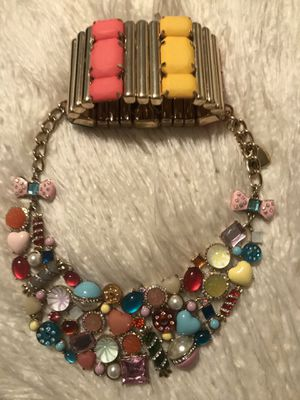 Betsey Johnson Jewelry Set for Sale in Dallas, TX