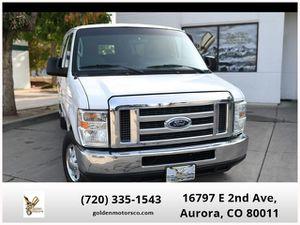 2010 Ford E350 Super Duty Passenger for Sale in Aurora, CO