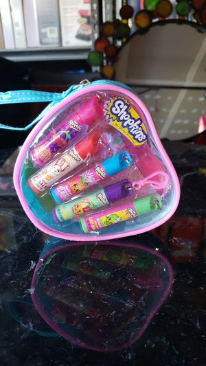 Shopkins lipbalm brand new for Sale in San Lorenzo, CA